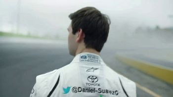 Subway TV Spot, 'Here to Race' Featuring Daniel Suarez - Thumbnail 5