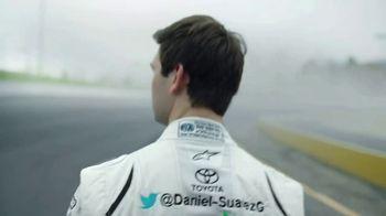 Subway TV Spot, 'Here to Race' Featuring Daniel Suarez - Thumbnail 5
