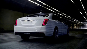 2017 Cadillac CT6 TV Spot, 'Extravagant' - Thumbnail 7