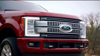 Ford Truck Month TV Spot, 'Super Duty' Song by Tim McGraw