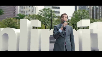 Verizon Unlimited TV Spot, \'Drop the Mic: Android\' Feat. Thomas Middleditch