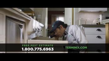 Terminix TV Spot, 'Drain DR Half Bar'
