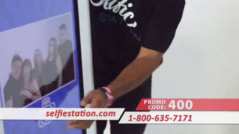 Selfie Station TV Spot, 'Life of the Party'
