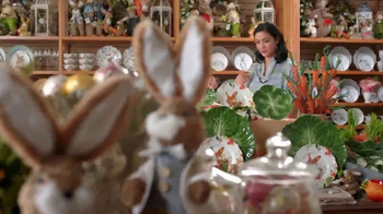 Pier 1 Imports Spring Dining & Easter Sale TV Spot, 'Bunnies Everywhere'