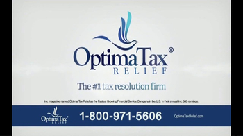 Optima Tax Relief TV Spot, 'Enforced Compliance'