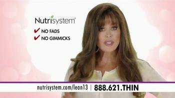 Nutrisystem Lean13  TV Spot, 'Memories' Featuring Marie Osmond