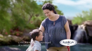 Lyrica TV Spot, 'More Active' - Thumbnail 10