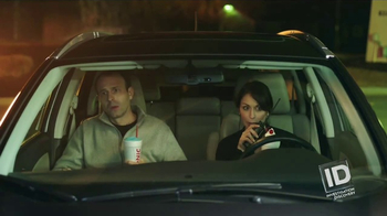 Sonic Drive-In TV Spot, 'Investigation Discovery: Stakeout'