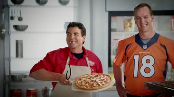 Papa John's Players' Choice Pizzas TV Spot, 'Halloween' Ft. Peyton Manning - 14 commercial airings