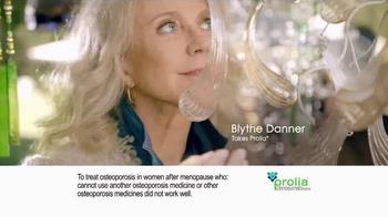 Prolia TV Spot, 'Farmer's Market' Featuring Blythe Danner