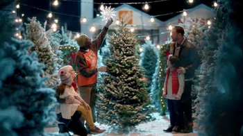 the home depot tv spot however you build cheer thumbnail - Is Home Depot Open On Christmas Eve