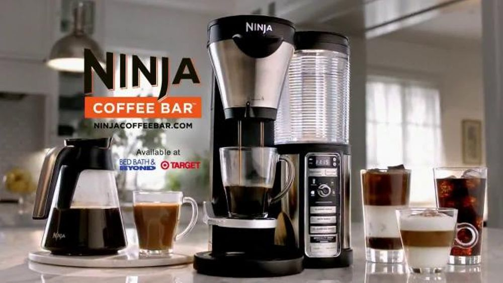 Ninja Coffee Bar Tv Commercial Sofia Says Bye Bye