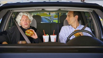 Sonic Drive-In Ultimate Chicken Sandwich TV Spot, 'Chicken Judge' - 2742 commercial airings