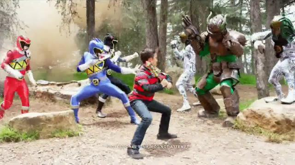 Power Rangers Dino Charge Dino Spike Battle Sword TV