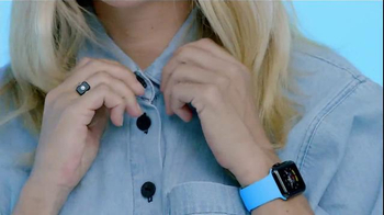 Apple Watch TV Spot, 'Style' Featuring Chloë Sevigny, Song by Kiiara - Thumbnail 2