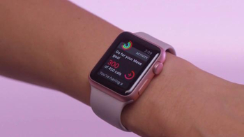Apple Watch TV Spot, 'Move' Song by Sofi Tukker - Thumbnail 2