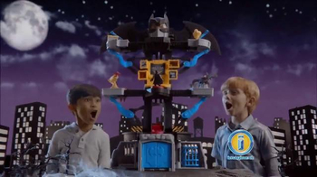 Imaginext DC Super Friends Transforming Batcave TV Spot, 'Bring It On'