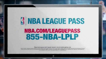 NBA League Pass TV Spot, 'This Is Why We Play' featuring Mike Conley, Jr. - Thumbnail 5