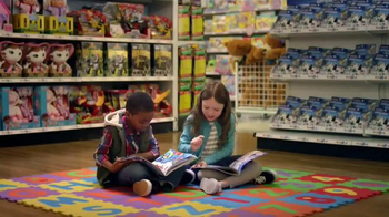 Toys R Us Book of Awesome TV Spot, 'Wishlist'