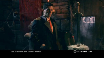 Loot Crate TV Spot, 'Themed Epic Mystery Boxes'
