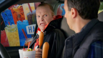 Sonic Drive-In Corn Dogs TV Spot, 'Halloween Costume' - 245 commercial airings