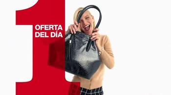 Macy's La Venta de Un Día TV Spot, 'Oferta del día' [Spanish]