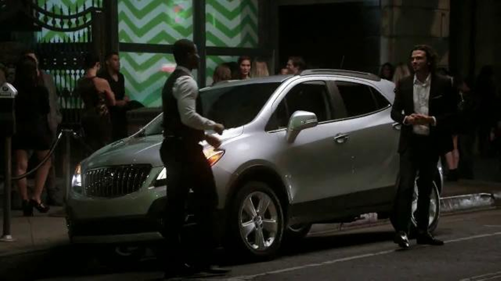 2015 buick encore tv commercial 39 is that a buick 39. Cars Review. Best American Auto & Cars Review