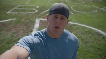 American Family Insurance TV Spot, 'JJ Watt Supports Fellow Dream Champion'