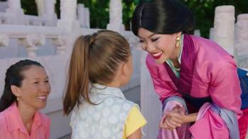 Disney Parks & Resorts TV Spot, 'First Big Trip: Exploring Epcot'