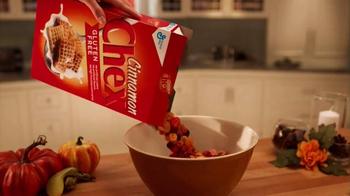 Gluten Free Cinnamon Chex TV Spot, 'Thanksgiving Magic'