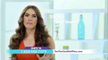 Yes You Can! Diet Plan TV Spot, 'Cultura, Sazón y Corazón' [Spanish]