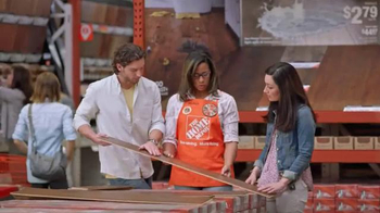 The Home Depot Pergo Outlast+ TV Spot, 'Fight Back' - Thumbnail 4