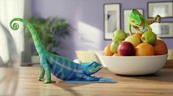 Valspar TV Spot, 'Chameleons: Yoga'