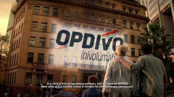 Opdivo TV Spot, 'Most Prescribed Immunotherapy' - Thumbnail 1