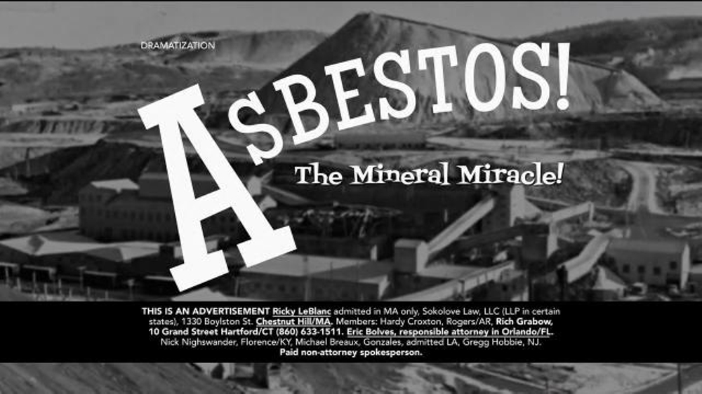 """an analysis of legal and regulation on asbestos Mediate and total ban on """"asbestos"""" products because the current health risks   mized by education and by enforcing laws and regulations a ban is not a."""
