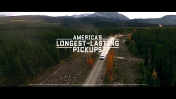 2016 Ram 1500 TV Spot, 'Longest-Lasting Pickups' Song by Gary Clark, Jr.