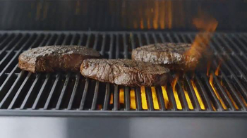 Applebee's Wood Fired Grill TV Spot, 'Hand-Cut' Song by AC/DC
