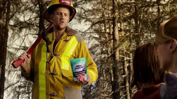 Alka-Seltzer Heartburn Relief Gummies TV Spot, 'Campfire' - 7259 commercial airings
