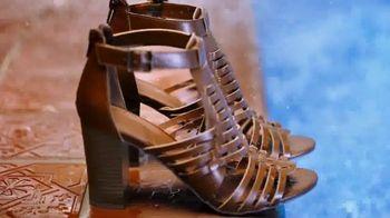 Payless Shoe Source Oferta de Sandalias TV Spot, 'La alberca' [Spanish]