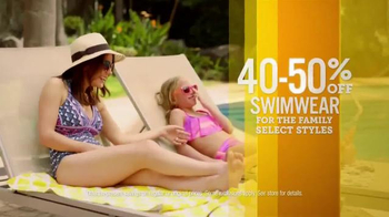 JCPenney Super Saturday Sale TV Spot, 'Summer Ready'