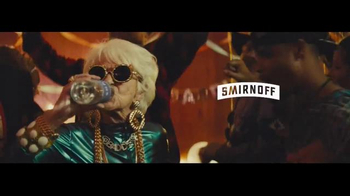 Smirnoff Ice TV Spot, \'Keep It Moving: Baddiewinkle 87 Going on 27\'