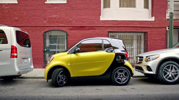 2016 smart fortwo TV Spot, 'Anywhere'