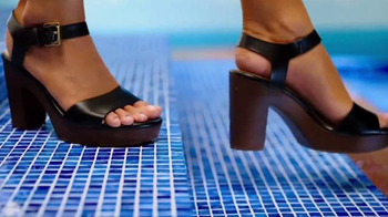 Payless Shoe Source Sandal Sale TV Spot, 'Pool' Song by Danger Twins