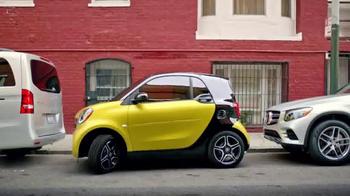 2016 smart fortwo TV Spot, 'City Smart Manifesto'