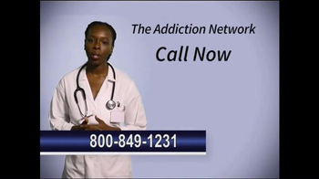 The Addiction Network TV Spot, \'Saving Lives Every Day\'