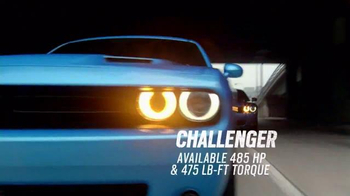 Dodge Labor Day Sales Event TV Spot, 'Rumble' Song by Metallica