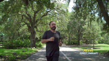 Aleve Direct Therapy TV Spot, 'Travel Photographer' - Thumbnail 6