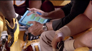 Microsoft Surface TV Spot, 'The Official Tablet of the NFL'