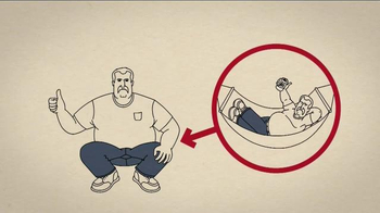 Duluth Trading Ballroom Jeans TV Spot, 'Crouch Without the Ouch'