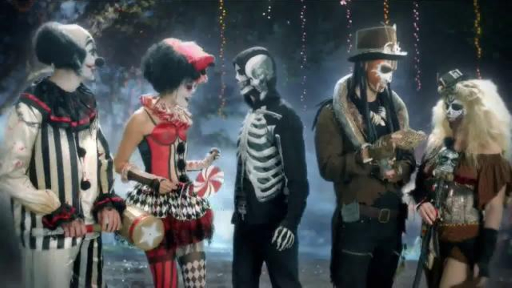 party city tv commercial thrillerize halloween fright costumes ispottv - Halloween Party City